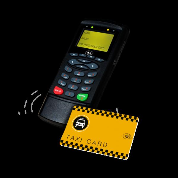 ACR89U-A2 Handheld Smart Card Reader (Contactless Version)