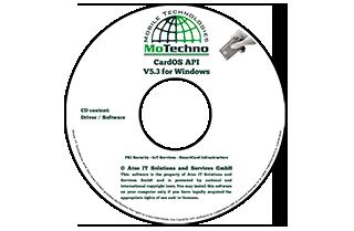 CardOS API CD