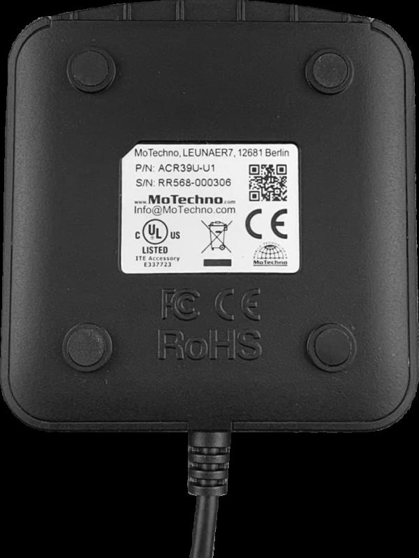 ACR39U-U1 Smart Card Reader