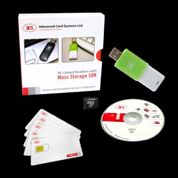 ACR101I SIMicro (CCID) SDK